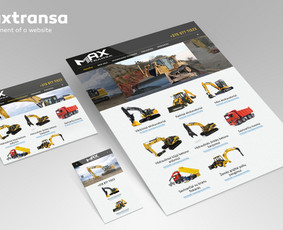 Maxtransa, UAB (Maxtransa.lt) - Technikos nuoma. Daugiau mūsų darbų www.brandmedia.lt