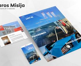 Švaros Misija, UAB (Svarosmisija.lt) - Švaros centras. Daugiau mūsų darbų www.brandmedia.lt