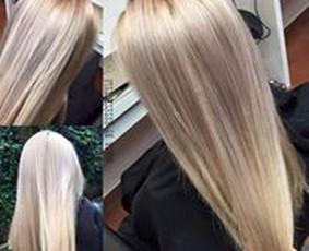 Kirpėjas, meistras, plaukų stilistas / Estetestyle Hairmakeup / Darbų pavyzdys ID 202847