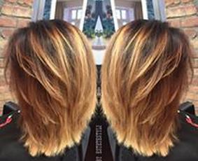 Kirpėjas, meistras, plaukų stilistas / Estetestyle Hairmakeup / Darbų pavyzdys ID 202857