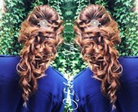 Kirpėjas, meistras, plaukų stilistas / Estetestyle Hairmakeup / Darbų pavyzdys ID 202909