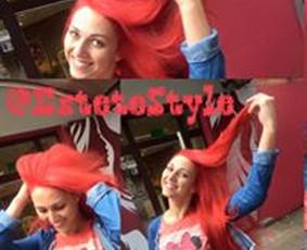 Kirpėjas, meistras, plaukų stilistas / Estetestyle Hairmakeup / Darbų pavyzdys ID 202911