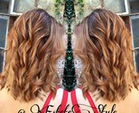 Kirpėjas, meistras, plaukų stilistas / Estetestyle Hairmakeup / Darbų pavyzdys ID 202915