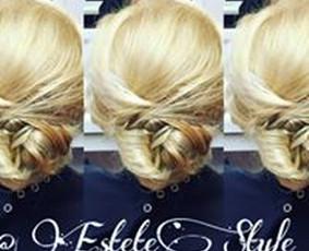 Kirpėjas, meistras, plaukų stilistas / Estetestyle Hairmakeup / Darbų pavyzdys ID 202931