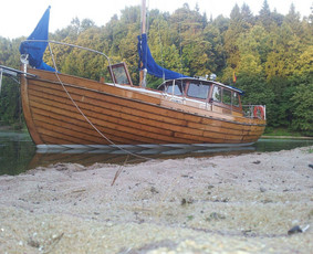 Laivo, jachtos nuoma