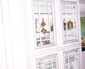 lengva klasikinė indauja, fasadai itališki Flaminia