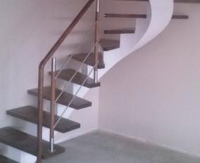 Laiptai, tureklai ir kiti metalo gaminiai. / Andrius Plunge / Darbų pavyzdys ID 220557