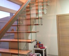 Laiptai, tureklai ir kiti metalo gaminiai. / Andrius Plunge / Darbų pavyzdys ID 220559