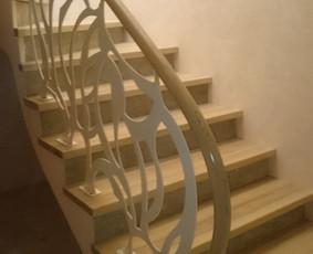 Laiptai, tureklai ir kiti metalo gaminiai. / Andrius Plunge / Darbų pavyzdys ID 220561