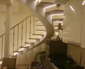 Laiptai, tureklai ir kiti metalo gaminiai. / Andrius Plunge / Darbų pavyzdys ID 220567