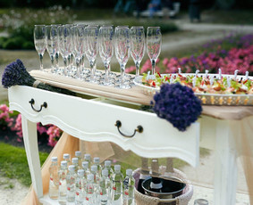 Vaišių staliukas po ceremonijos / Indrė / Darbų pavyzdys ID 222871