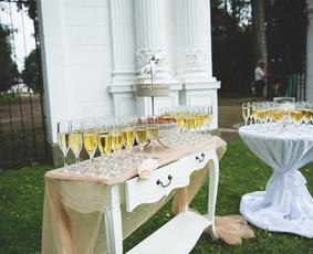 Vaišių staliukas po ceremonijos / Indrė / Darbų pavyzdys ID 222873