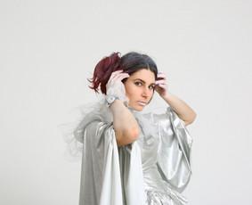 Kosminė mergaitė Dangela