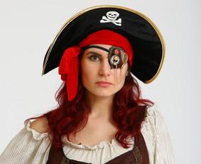 Jūrų plėšikė – piratė Morgan
