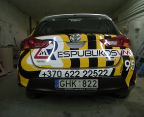 Reklamos paslaugos / Aina Simonavičienė / Darbų pavyzdys ID 233739