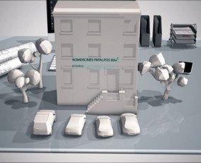 Video Animacija 2D, 3D