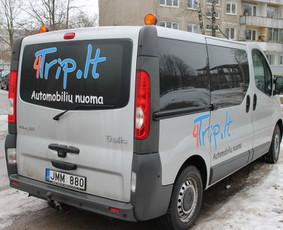 4trip - Automobilių nuoma Kaune