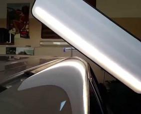 Automobilių kėbulo lyginimas be dažymo / PDR kursai, mokymai / Darbų pavyzdys ID 242559
