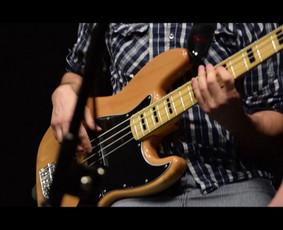Muzikinės grupės live įrašo filmavimas