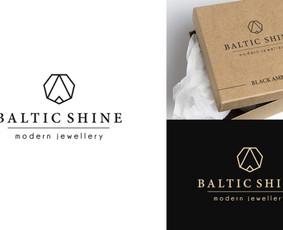 """Baltic Shine"" logotipas"