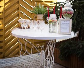 Šampano staliukas Jūsų šventei! / Mantas Skirius / Darbų pavyzdys ID 261377