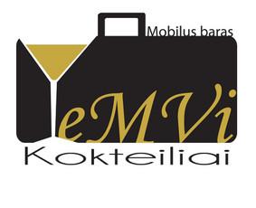eMVi-Mobilus Kokteilių Baras. Kokteilių degustacija,Piramidė