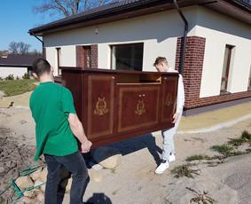 Kroviniu  pervežimas klaipedoje palanga / Vidas Vidauskas / Darbų pavyzdys ID 262679