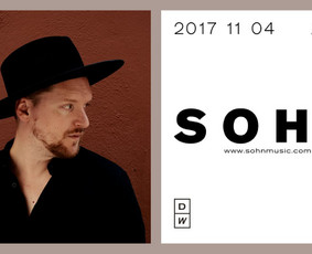 """Sohn"" facebook event coveris. Klientas: 8 Days A Week"