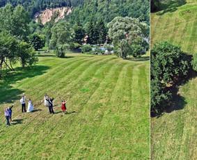 Filmavimas ir fotografavimas iš drono