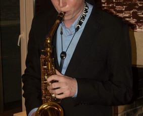Saksofono muzika jūsų šventėje