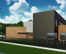 Architektūra / Dizainas / Statybos teisė/maketavymas/ / 2mm architektai / Darbų pavyzdys ID 270401