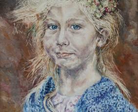 Portretų tapymas