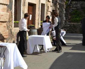 Pasiruošimas svečių sutikimui