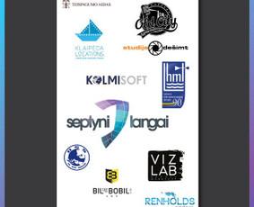 Logotipų, Firminio Stiliaus Kūrimas
