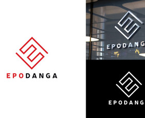 """EPO danga"" logotipas"