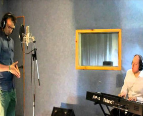 Lukas&Vitalijus performing Tears in heaven by Eric Clapton. Recording,mixing,mastering Zigmundas Klimaševskis (acoustic)