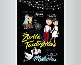 Dekoratorė Vilniuje / Miško Fėjos Eglė Gaigalienė / Darbų pavyzdys ID 289309
