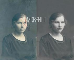 Nuotraukų restauravimas, retušavimas.