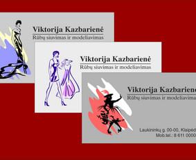 Grafikos dizainerė Klaipėdoje
