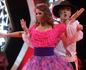 Vestuviniai šokiai, Šokėja ir šokių mokytoja Vilniuje