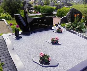 Kapų tvarkymas, granito plokštės, paminkl ir priežiūra Kaune / Donatas / Darbų pavyzdys ID 296183
