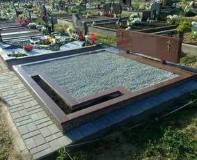 Kapų tvarkymas, granito plokštės, paminkl ir priežiūra Kaune / Donatas / Darbų pavyzdys ID 296201