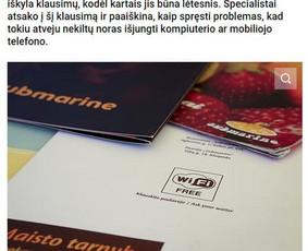 Tekstų rašytoja, komunikacijos specialistė / Agnė Kruopytė / Darbų pavyzdys ID 298827