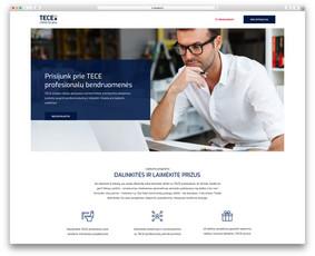 www.tecepro.lt - lojalumo sistema.