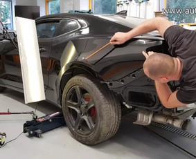 Automobilių kėbulo lyginimas be dažymo / PDR kursai, mokymai / Darbų pavyzdys ID 301655