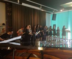Modernaus dainavimo studija MUSICALIS