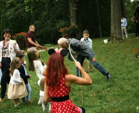 Vaikų švenčių vedėjai / Mažasis Aitvaras vaikų šventės / Darbų pavyzdys ID 307411