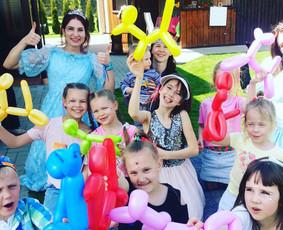 Vaikų švenčių vedėjai / Mažasis Aitvaras vaikų šventės / Darbų pavyzdys ID 307413