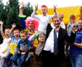 Vaikų švenčių vedėjai / Mažasis Aitvaras vaikų šventės / Darbų pavyzdys ID 307427