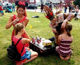 Vaikų švenčių vedėjai / Mažasis Aitvaras vaikų šventės / Darbų pavyzdys ID 307439